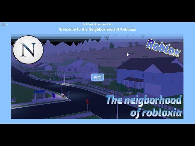 The neigborhood of robloxia!| roblox| Ищем дом всю серию!