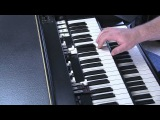 LESSON 3 - HOW TO PLAY JAZZ &amp ROCK LICKS ON A HAMMOND B3 or C3 ORGAN