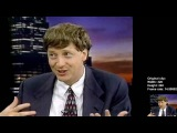 Young Bill Gates Predicts The Modern Web Technology