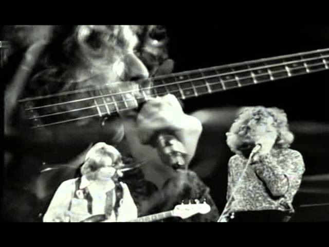 Led Zeppelin Baby I'm gonna leave you 1969