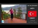 Dance Fitness SIMPLE KOLBASTI TUTORIAL Turkey