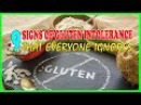 7 Signs Of Gluten Intolerance That Everyone Ignores Best Home Remedies