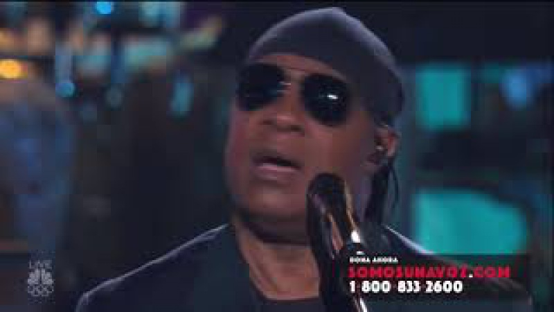 [HD] Stevie Wonder - Don't You Worry Bout A Thing (Live At One Voice 10/14/2017)