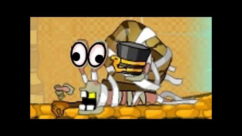 Улитка боб snail bob 3 часть [3] – Мультик ИГРА для детей