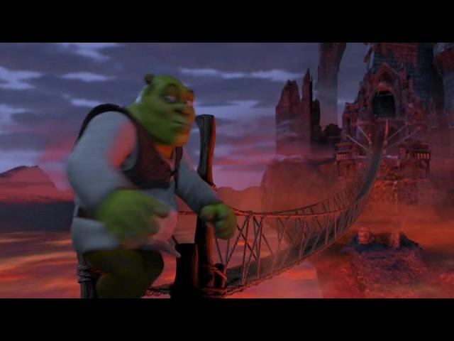 Шрек(Shrek)2001