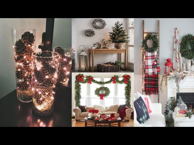 15 DIY CHRISTMAS DECORATIONS! Easy Crafts Ideas at Home for Christmas | DIY ROOM DECOR