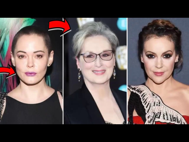 Meryl Streep other actresses to demand '50 50 by 2020' equal representation for women