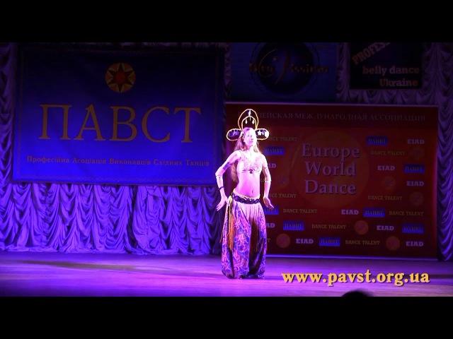 BRAVISSIMO 2017 EWD, ПАИВТ Гала Лада Евсеева