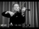 Paganini - Caprice #24. Jascha Heifetz