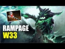 OD W33 Rampage Epic Gameplay Dota 2
