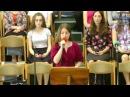 Преклоняюсь пред Тобой - песня Костенко Аня 06.05.2017 церковь Вифания