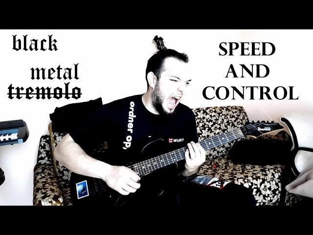 Master Your Tremolo Picking | Black Metal Guitar