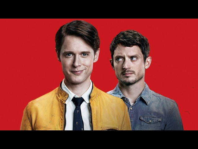 Elijah Wood Dirk Gently Cast Explain S1 in 2 Minutes - NYCC 2017