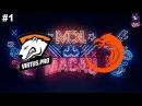 VP vs TnC RU #1 (bo3) MDL Macau Lan Minor 10.12.2017