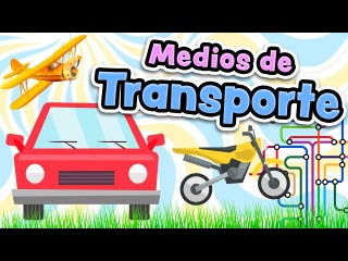 Means of transport and vehicles in Spanish