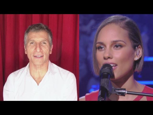 My Taratata - Nagui - Alicia Keys - Medley au piano (Live 2012)