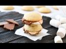 БАНАНОВОЕ печенье с шоколадом и МАРШМЕЛЛОУ ☆ Banana S'more Cookies