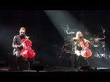 Apocalyptica - Nothing Else Matters - Praha Prague 2017