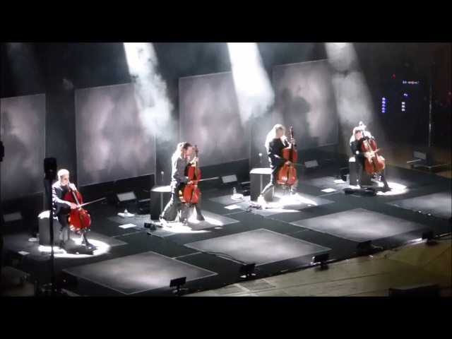 8. Februar 2017 Apocalyptica Master of Puppets Philharmonie München