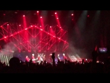 VK170813 Monsta X - BE QUIET @ The 1st World Tour Beautiful in Moscow