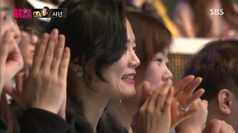 샤넌, 원곡자 홀딱 반하게 만든 '어머님이 누구니' 《KPOP STAR 6》 K팝스타6 E