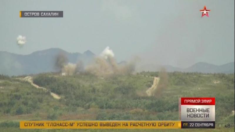 Прорвавшихся через границу «диверсантов» на Сахалине встретили шквалистым огнем. САХАЛИН