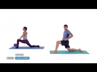Yoga for muscle recovery (Ted) - Йога для мышечного восстановления