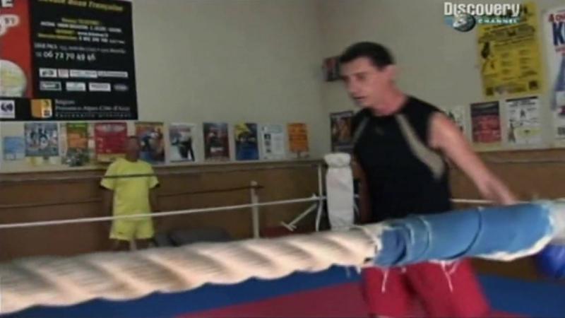 Тайны боевых искусств 6: Сават (Франция)