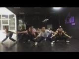 Dancehall routine by Olya Melnikova / El Gato Dance Center / Konshens - Gal Ting