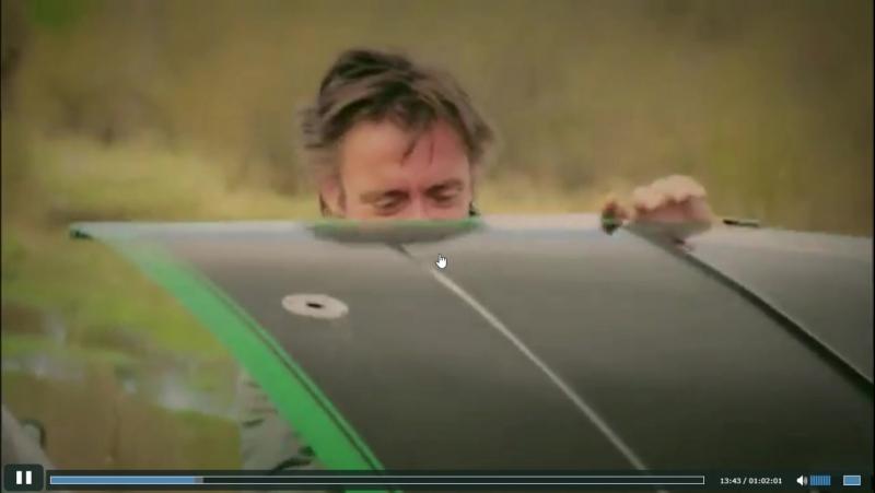 Top Gear (Топ Гир), Специальный Рождественский выпуск в Патагонии Часть Первая, смотреть онлайн на русском языке - Google Chrome