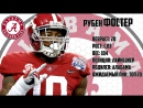 TDTV Draft Profile #25: Reuben Foster (LB, Alabama)