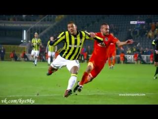 Фенербахче - Башакшехир | Фернандао (Незабитый пенальти) | Fenerbahce 1 - 0 Istanbul Basaksehir
