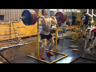 Veliev Il'nur - Front squat - 220kg@85kg