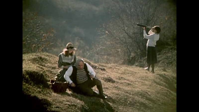 Робинзонада или Мой английский дедушка 1987 СССР фильм комедия смотреть онлайн без регистрации