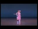 Сомова / Фаддеев - Па де де - Чайковский/Баланчин - Гала Мариинский-Большой - 2007