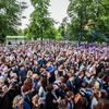 Фестиваль Motherland Summer 2017