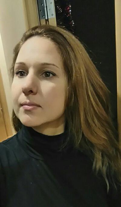 Вероника Рябинкина