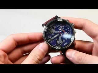 Элитные мужские часы Diesel Brave - купить со скидкой 62%
