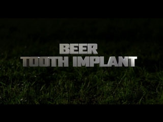 Salta Beer Tooth implant
