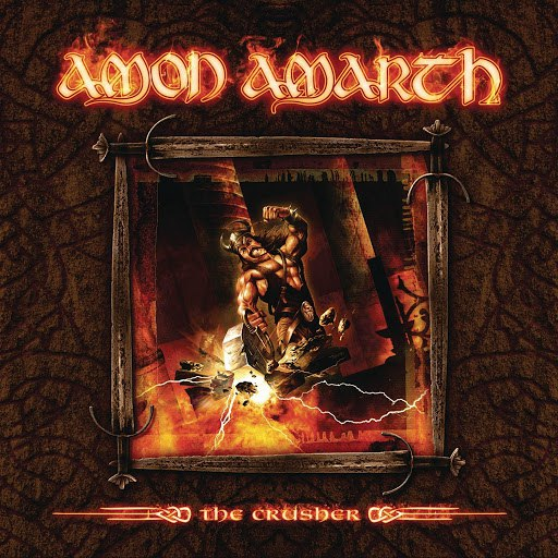 Amon Amarth альбом The Crusher (Bonus Edition)