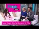Ванесса Хадженс в интервью для People Now
