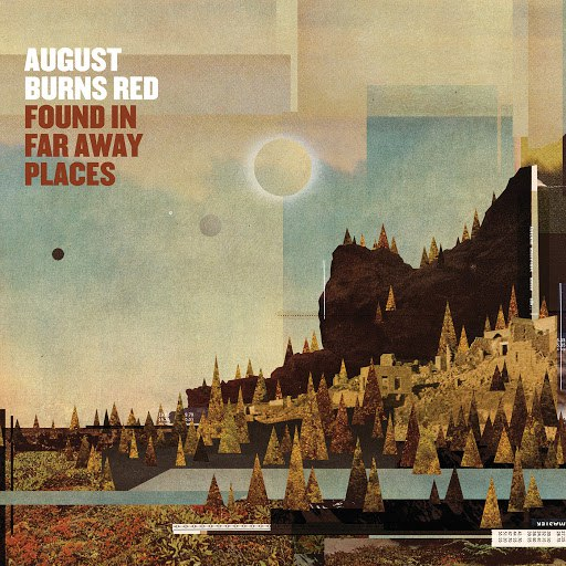 August Burns Red альбом Found In Far Away Places (Deluxe Edition)