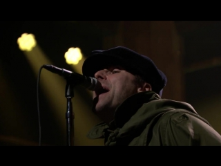 Liam Gallagher- Come Back to Me (The Tonight Show Starring Jimmy Fallon)