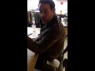 Максим Шевченко оскандалился, видео: