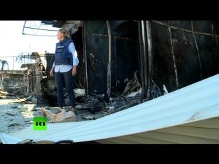Мария под свистом снарядов освещала военные конфликты на Украине, но этого недостаточно, чтобы называться журналистом по Макрону