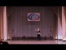 Куликова Ольга арабский танец Саиди