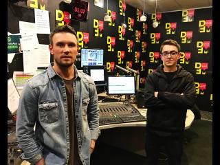 19.04.2017 - Bassland Show @ DFM 101.2 - В гостях Rusty K aka Magnetude с эксклюзивным лайв сетом и инфой!