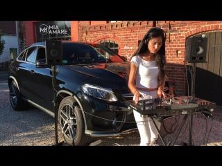 💙 Happy House 15 💙  Mia Amare Ibiza DJ Mix Deep House Mercedes-Benz GLE Coupe DJane Summer 2017
