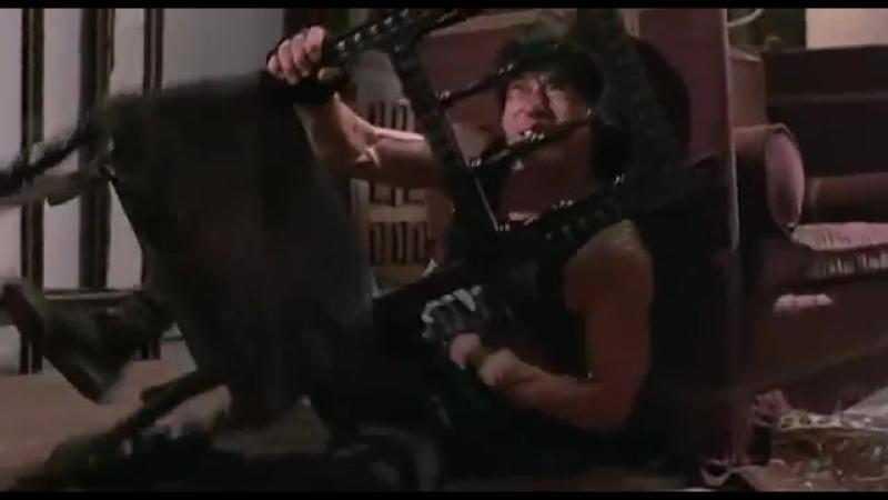 Самая лучшая в истории драка, Джеки Чан vs Бени Уркидес (из фильма Закусочная на колесах)