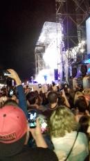 Била на концерте в день города Харьков виступали дзидзьо ,Наталия Магилевская, Ирина  Билык, грибы, Потап и Настя. Было очень ве